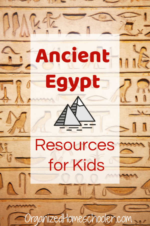 These Ancient Egypt activities for kids are great for a unit study or school project. Check out these Ancient Egypt history resources - hands-on activities, crafts, books, videos, and even field trips.