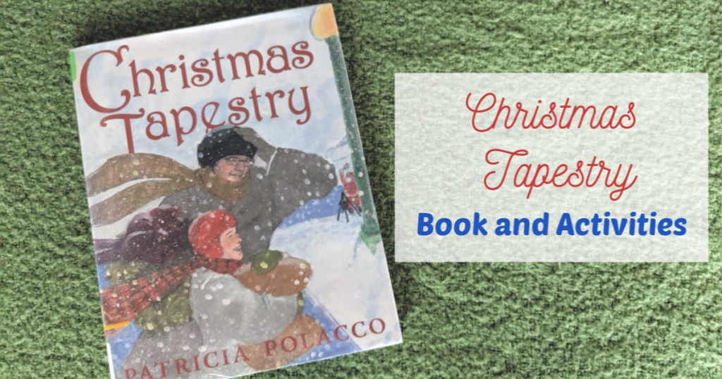 Christmas Tapestry book and activities
