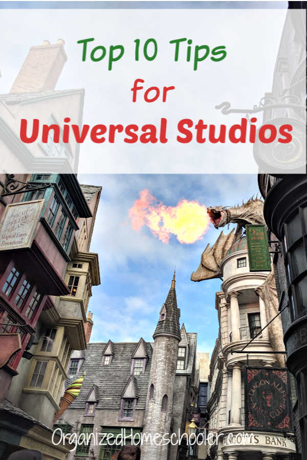 Check out these top 10 Universal Studios tips. Have a great family vacation and save a little money!