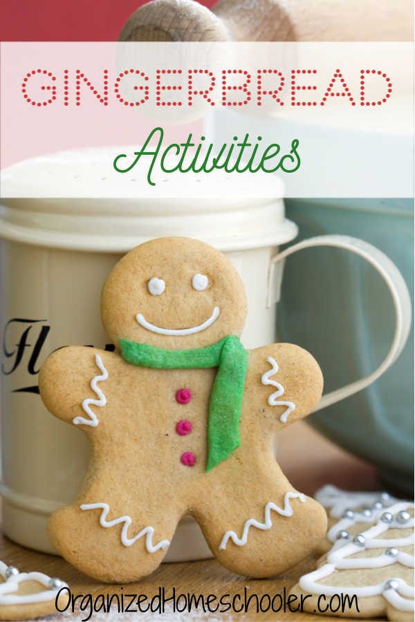 These Gingerbread Day activities are a fantastic Advent activity for children and families.