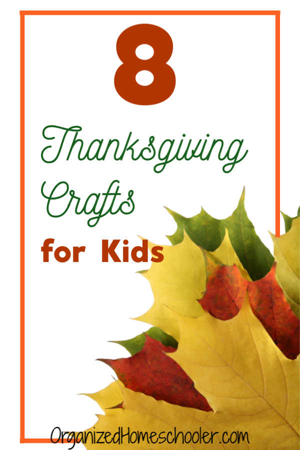 These Thanksgiving craft projects for kids are adorable! Simple materials make great diy Thanksgiving decor. #thanksgiving #craftsforkids